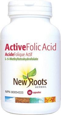 Folic Acid - Active - New Roots