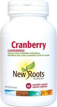 Cranberry - New Roots Herbals