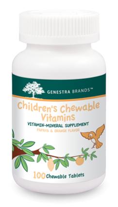 Vitamins - Children's Chewable  - Genestra Brands™