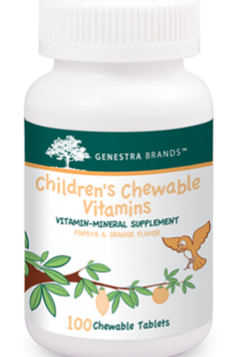 Vitamins - Children's Chewable  - Genestra Brands™