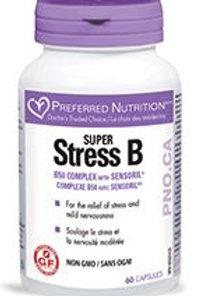 Vitamin B - Super Stress B - Preferred Nutrition