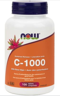 Vitamin C - C-1000 - NOW Foods