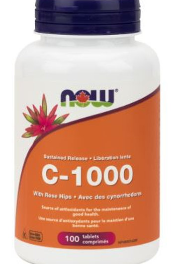 Vitamin C - C-1000 - NOW Foods