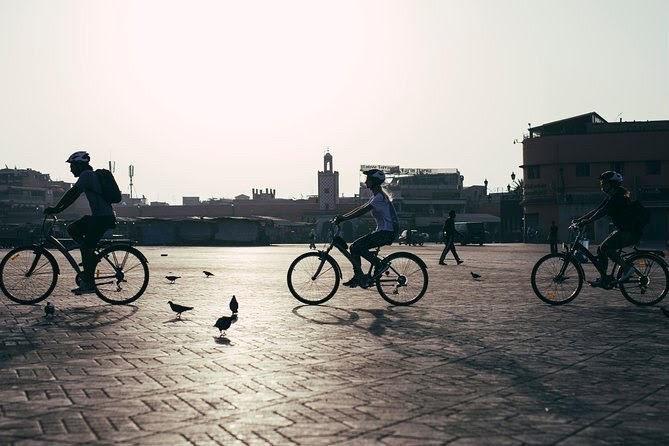 Marrakesch Fahrrad Erlebnis Tour