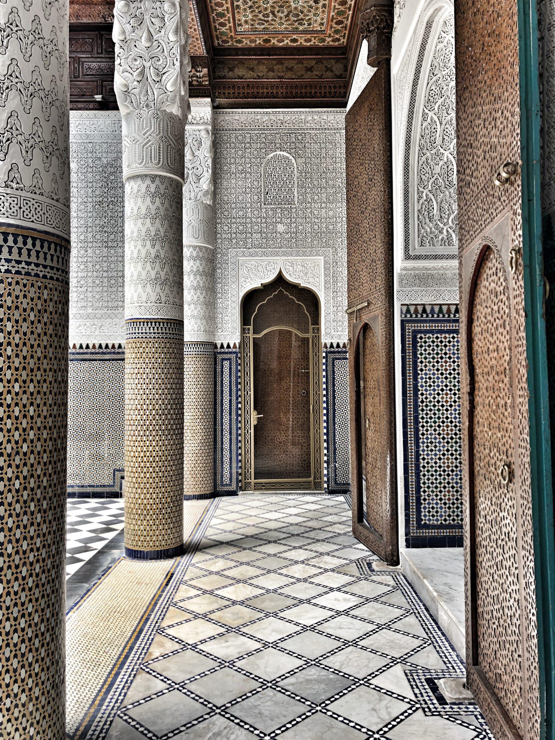 Marrakesh Medina City Tour