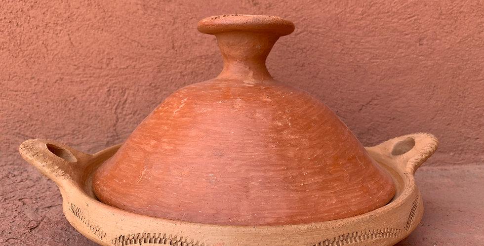 Marokkanische Tajine zum Kochen