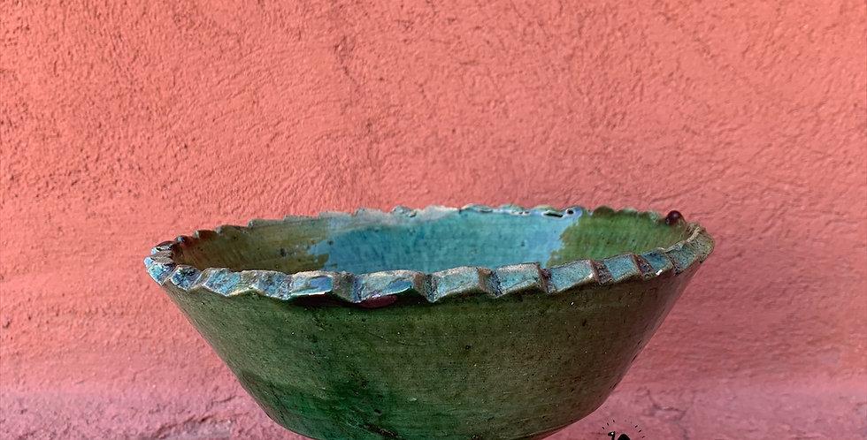 Marokkanische Müslischale aus Tamegroute