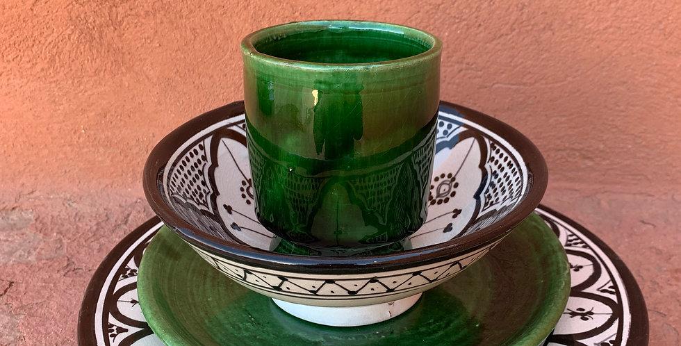 Marokkanisches Tafelset Safi/Marrakesch