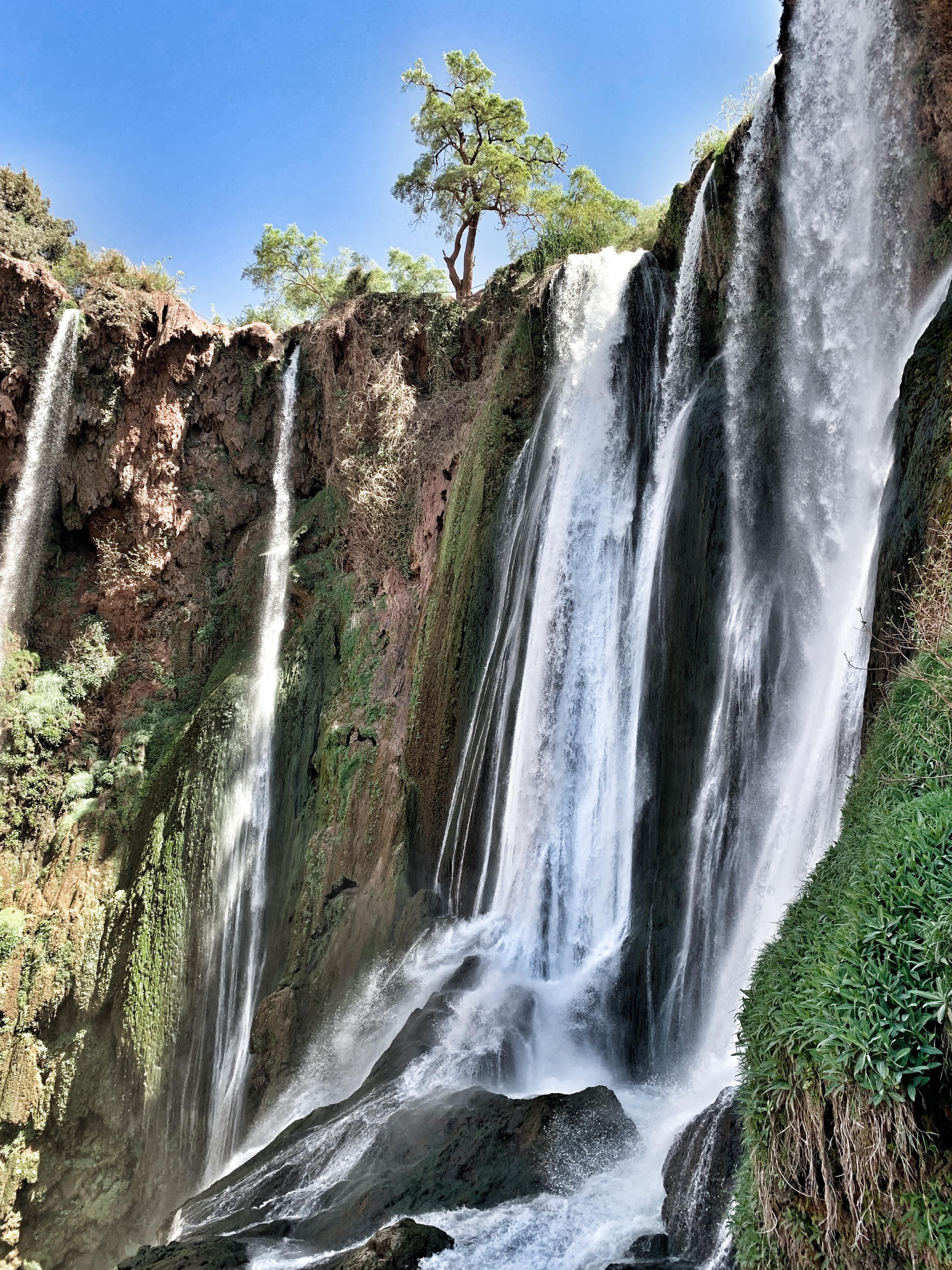 Tagestour nach Ouzoud zum Wasserfall