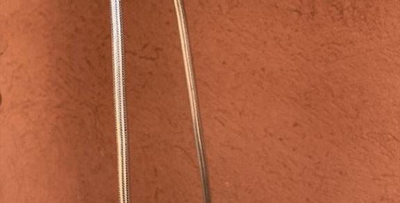 925-er Silber Halskette