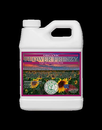 Flower Frenzy Organic Liquid Concentrate (32oz)