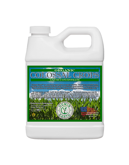 Colossal Crops Organic Liquid Concentrate (32oz)