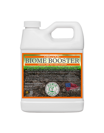 Biome Booster Organic Liquid Concentrate