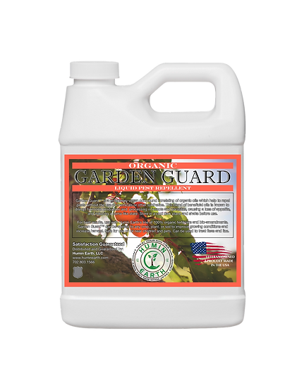Garden Guard Organic Liquid Concentrate