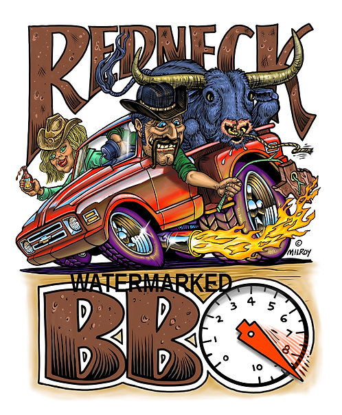 Redneck Chevy BBQ