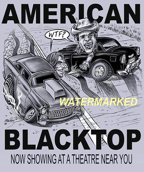 American Blacktop Shirt