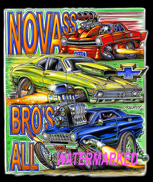 Nova SS Bro's All