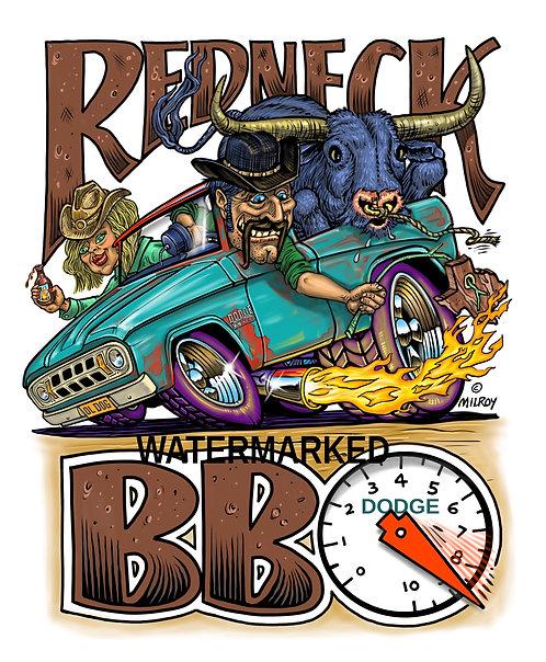 Redneck Dodge BBQ