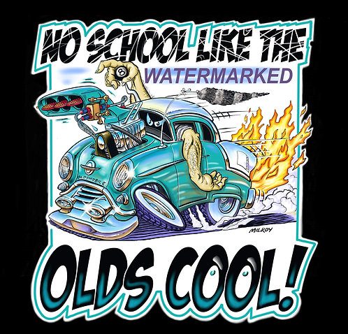 No School like the OLDS COOL!
