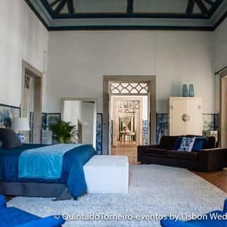 Slaapkamers van Quinta do Torneiro