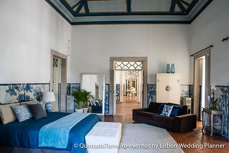Master Suite of Quinta do Torneiro