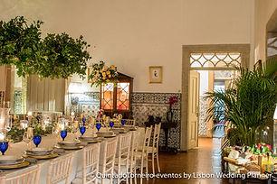 Tafel inspiratie voor uw bruiloft bij Quinta do Tonrneiro