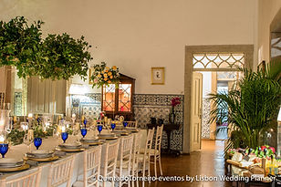 Events in Portugal at Quinta do Torneiro. Wedding inspiration with portuguese tiles.