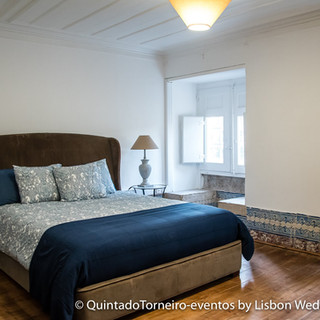Rooms of Quinta do Torneiro in Portugal