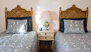 Slaapkamers van Quinta do Torneiro in Portugal. My destinatin wedding