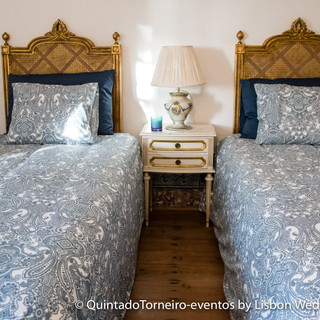 Slaapkamers van Quintado Torneiro