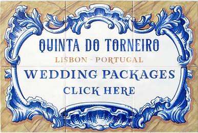 Pacotes de casamento na Quinta do Torneiro Portugal