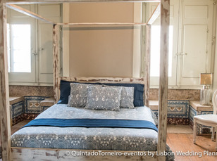 Rooms of Quinta do Torneiro