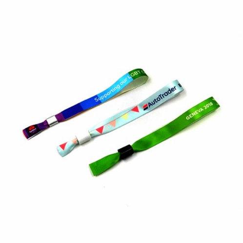 Fabric Wristbands | Full Colour Print