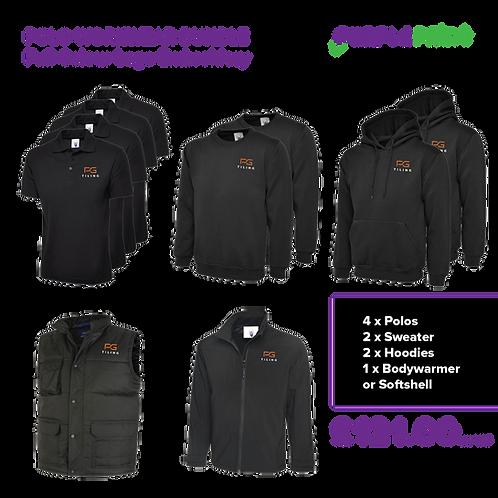 Polo Workwear Bundle - Embroidery