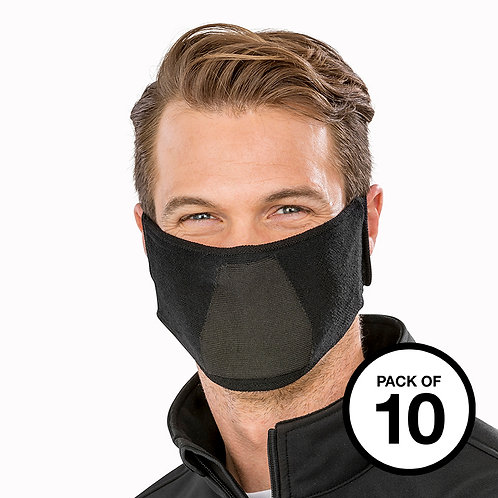 Natural yarn antibac face mask (Non-PPE) (pack of 10)