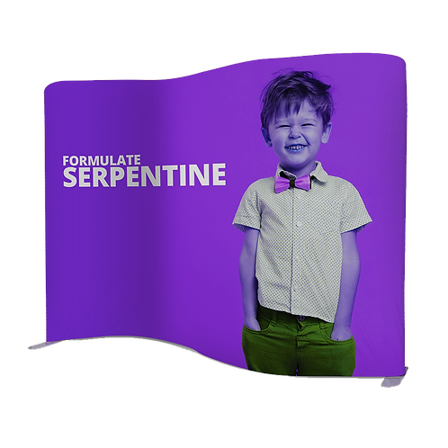 Formulate Serpentine -2.4m, 3m or 6.1m - Graphics Included