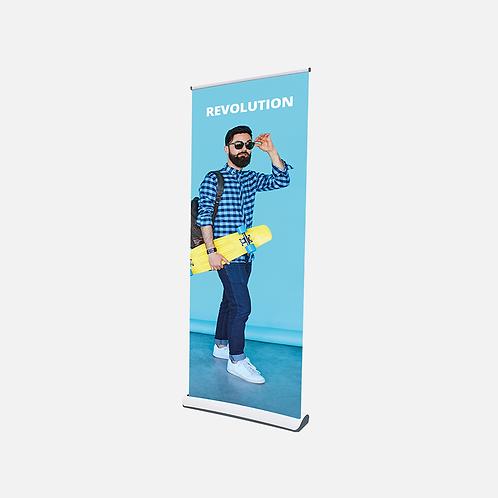 Revolution Roller Banner