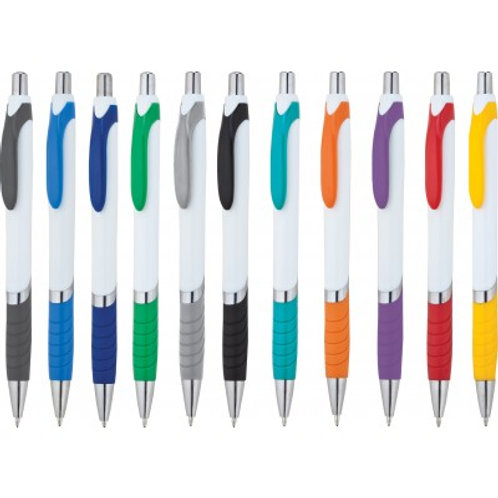 Henley   Soft Grip   Printed Pen