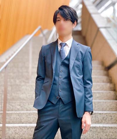 TORICO TOKYO所属結城 慧(29)