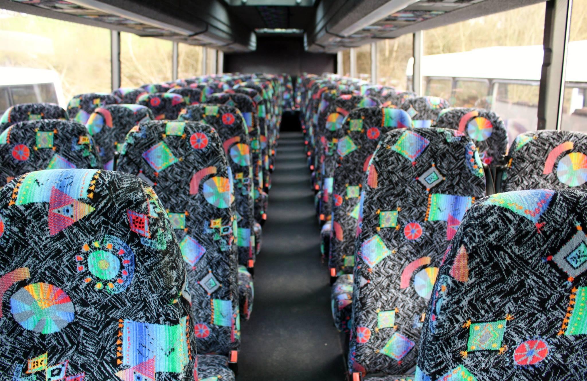 interior 70 seater