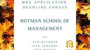 Master Programs Offered by Rotman School of Management