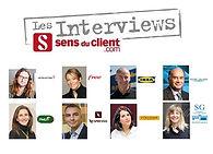 Interviews du Sens du client