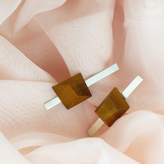 Transversais Earrings