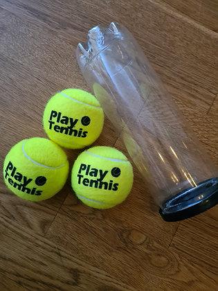 PLAY TENNIS BALLS (per dozen)
