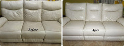 Leather Cleaning & Protection Service