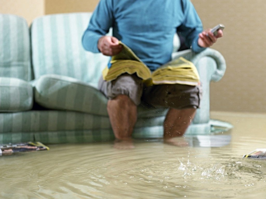 Water damage restoration Residential