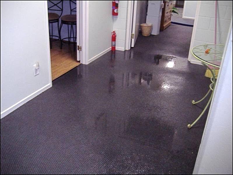 Water damage restoration Commercial