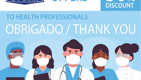 Thank you all Health Heroes