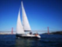 lisbon sailing byboat