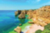 Algarve by boat